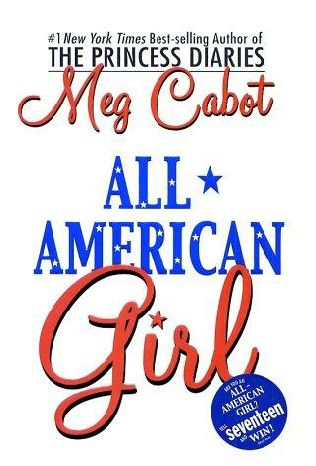 book cover of All-American Girl