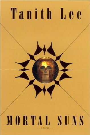 book cover of Mortal Suns