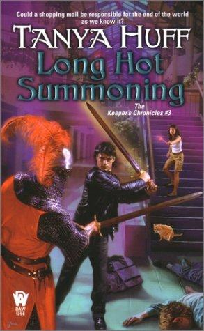 book cover of Long Hot Summoning