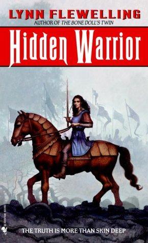 book cover of Hidden Warrior