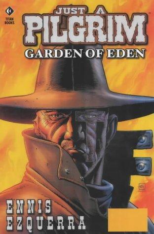 book cover of Just a Pilgrim: Garden of Eden