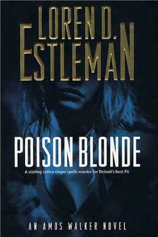 book cover of Poison Blonde