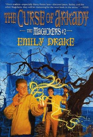 book cover of The Curse Of Arkady