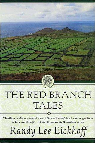 book cover of The Red Branch Tales