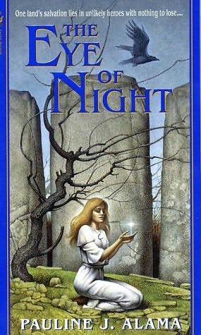 book cover of The Eye of Night