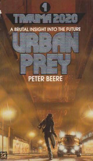 book cover of Urban Prey