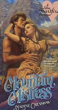 book cover of Mountain Mistress