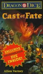 book cover of Cast of Fate