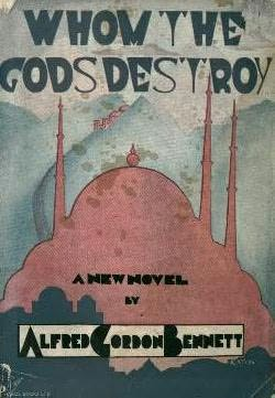 book cover of Whom the Gods Destroy
