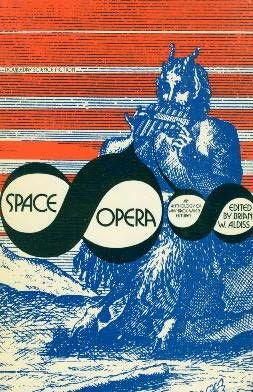book cover of Space Opera
