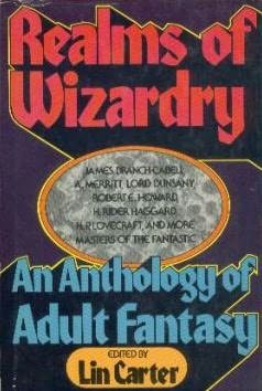 book cover of Realms of Wizardry