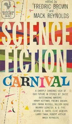 book cover of Science-Fiction Carnival