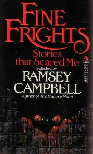 book cover of Fine Frights