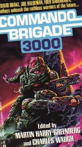 book cover of Commando Brigade 3000