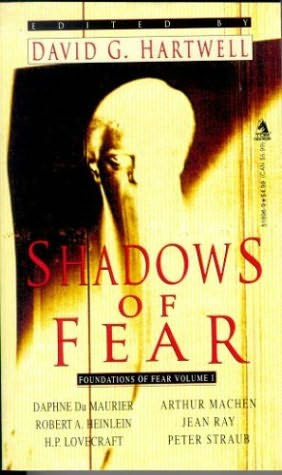 book cover of Shadows of Fear