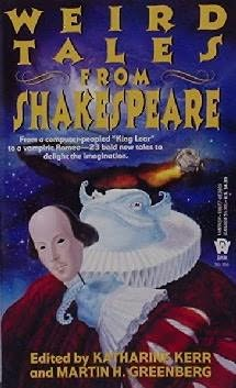 book cover of Weird Tales from Shakespeare