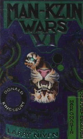book cover of Man-Kzin Wars VI