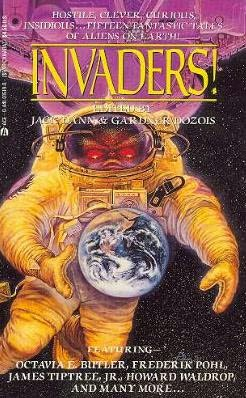 book cover of Invaders!