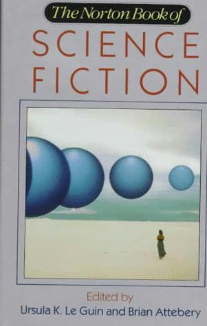 book cover of The Norton Book of Science Fiction