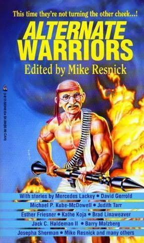 book cover of Alternate Warriors