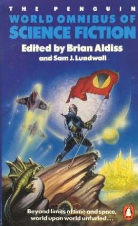 book cover of The Penguin World Omnibus of Science Fiction