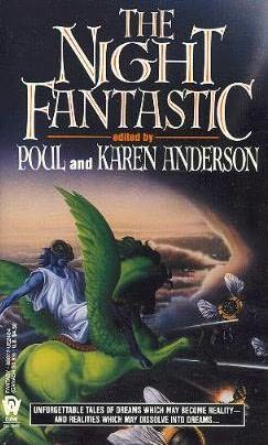 book cover of The Night Fantastic