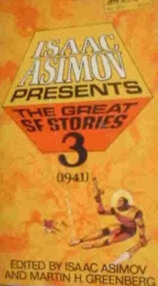 book cover of The Great SF Stories 3