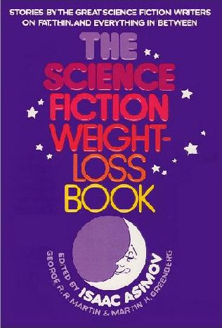 book cover of The Science Fiction Weight-Loss Book