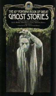 book cover of The 10th Fontana Book of Great Ghost Stories