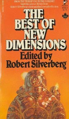 book cover of The Best of New Dimensions