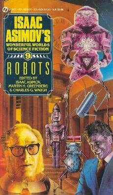 book cover of Robots