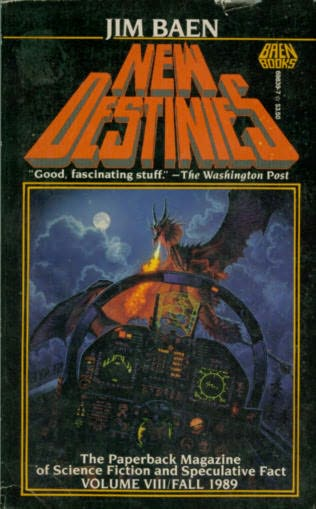 book cover of New Destinies, Vol. VIII