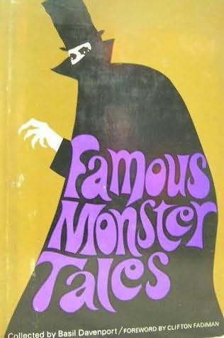 book cover of Famous Monster Tales