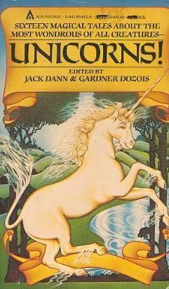 book cover of Unicorns!
