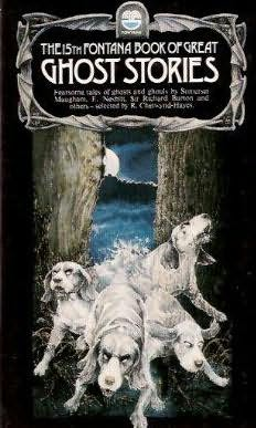 book cover of The 15th Fontana Book of Great Ghost Stories