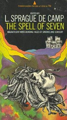 book cover of The Spell of Seven