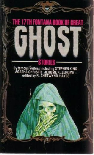 book cover of The 17th Fontana Book of Great Ghost Stories