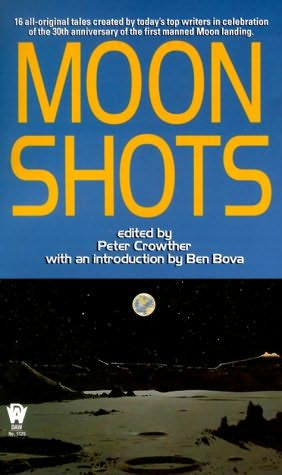 book cover of Moon Shots
