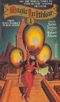 book cover of Magic in Ithkar