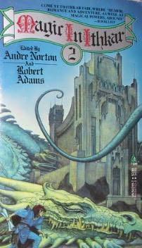 book cover of Magic in Ithkar 2