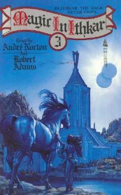 book cover of Magic in Ithkar 3