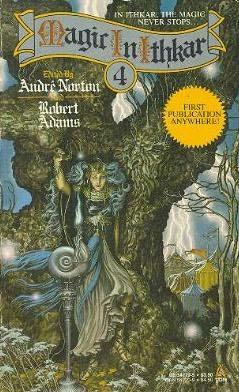 book cover of Magic in Ithkar 4