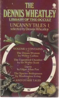 book cover of Uncanny Tales 1