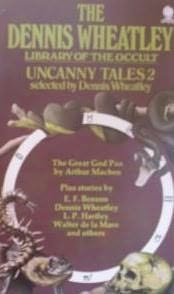 book cover of Uncanny Tales 2