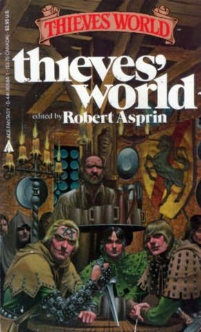 book cover of Thieves\' World