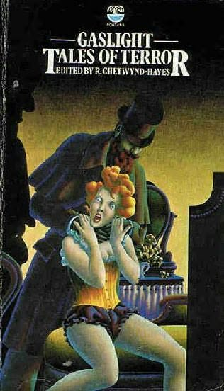 book cover of Gaslight Tales of Terror