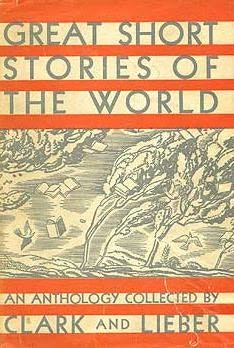 book cover of Great Short Stories of the World