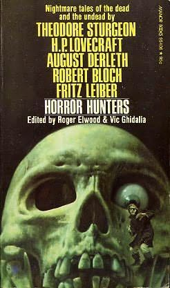 book cover of Horror Hunters