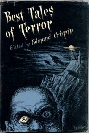 book cover of Best Tales of Terror