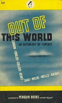 book cover of Out of This World